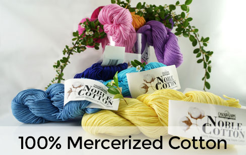 Cascade Yarns | Yarn Of The Month May 2020: Noble Cotton